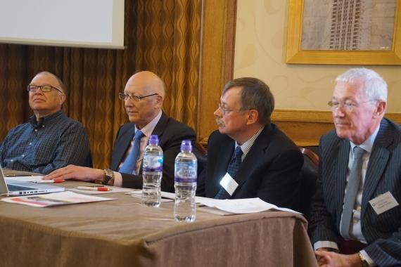 Open Discussion at Scottish Medicolegal Meeting 2017